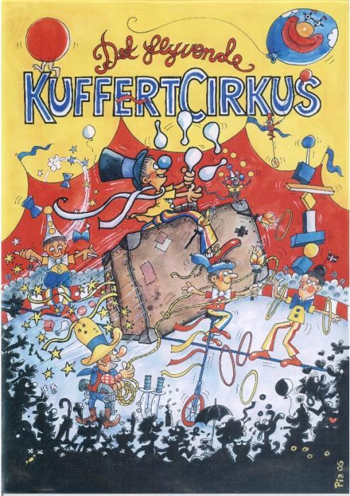 Cirkus kommer til byen!